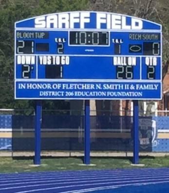 Sarff Field 1