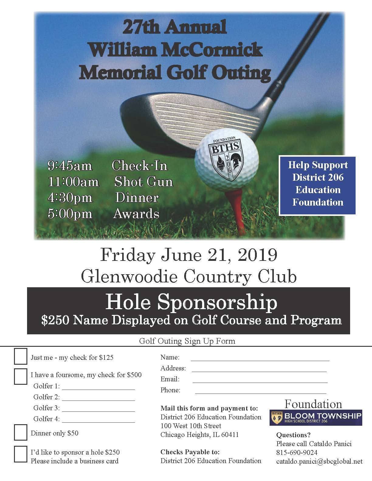 District 206 Golf Outing 2019 (1)