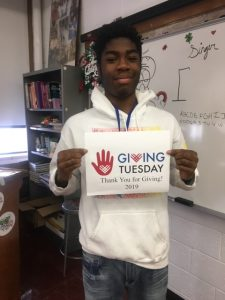Thanks for Giving Tuesday   Bloom Student 6