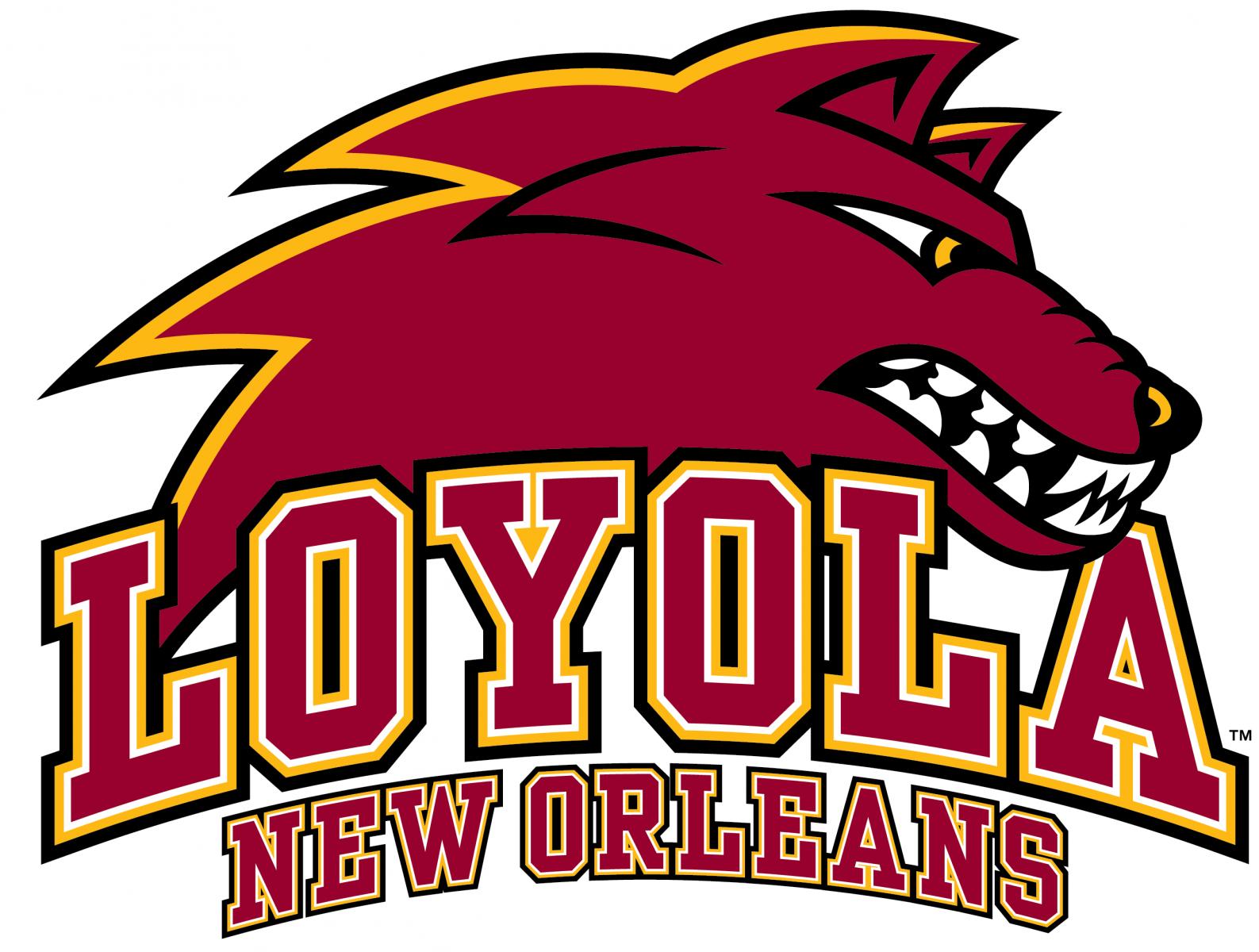 Loyola Wolfhead